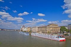 Beautiful Budapest Royalty Free Stock Image
