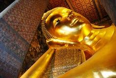 Beautiful Buddha. At Bangkok Thailand Royalty Free Stock Photos
