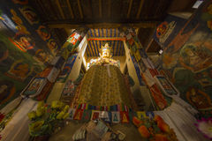 Beautiful buddha Royalty Free Stock Image