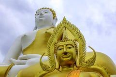 Beautiful buddha statue Royalty Free Stock Photography