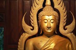 Beautiful Buddha. In Uthai Thani, Thailand Stock Photos