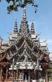 Beautiful Buddhist temple Royalty Free Stock Images