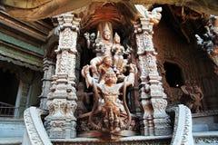 Beautiful Buddhist temple Royalty Free Stock Photo