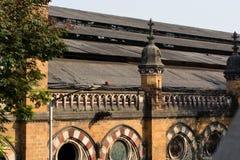 Beautiful building at Cst Mumbai Royalty Free Stock Photos