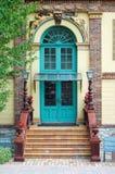 Beautiful building facade Royalty Free Stock Photos