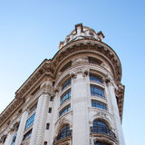 Beautiful building in the heart of Buenos Aires Stock Image
