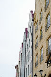 beautiful building in Ryazan, Russia royalty free stock photography