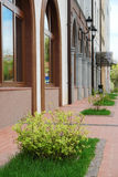 beautiful building in Ryazan, Russia stock image