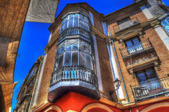 Beautiful building in Toledo Royalty Free Stock Photography
