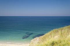 Beautiful  Bulgarian resorts landscapes Stock Image