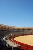 Beautiful bullfight arena in S Royalty Free Stock Images