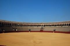 Beautiful bullfight arena in S Stock Photos