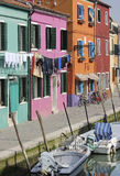 Beautiful Burano Royalty Free Stock Images