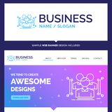 Beautiful Business Concept Brand Name Anthropometry, body, data royalty free illustration