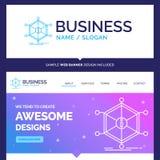 Beautiful Business Concept Brand Name Data, help, info, informat stock illustration