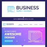 Beautiful Business Concept Brand Name Design, layer, layout, tex vector illustration