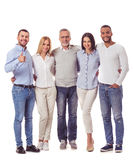 Beautiful business team Stock Images