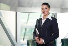 Beautiful business woman Royalty Free Stock Photography