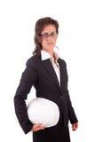 Beautiful business woman Royalty Free Stock Image