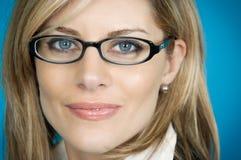 Beautiful business woman portrait Stock Photo
