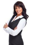 beautiful business woman young Στοκ Εικόνες