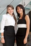 Beautiful business women Royalty Free Stock Photo