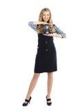 Beautiful business women Stock Photo