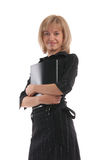Beautiful businesswoman 17 Stock Photography