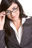 Beautiful Businesswoman Stock Photo