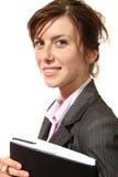 Beautiful businesswoman Stock Image