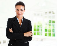 Beautiful businesswoman Royalty Free Stock Photo
