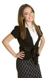 Beautiful Businesswoman Royalty Free Stock Image