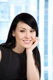 Beautiful businesswoman Stock Photos