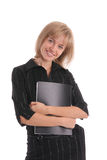Beautiful businesswoman Royalty Free Stock Photography