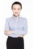 Beautiful businesswoman portrait Royalty Free Stock Photo