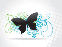 Beautiful butterfly  art Stock Photos