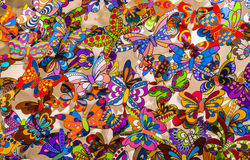 Beautiful butterfly background Butterfly background royalty free stock photography