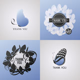 Butterfly. Elements for design. Vector illustration. Royalty Free Stock Photo