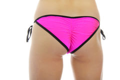 Beautiful buttock. Royalty Free Stock Images