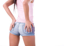 Beautiful Buttocks Stock Image