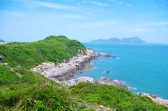 Beautiful byland of south china Royalty Free Stock Photo