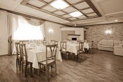 Beautiful cafe Royalty Free Stock Photos