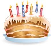 Beautiful cake Stock Photo