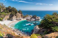 Beautiful California Beach Stock Image