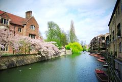 Beautiful Cambridge Stock Images