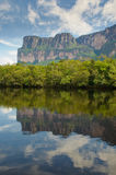 Beautiful Canaima National Park, Venezuela Royalty Free Stock Photography