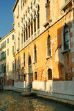Beautiful canale of Venice Royalty Free Stock Photos