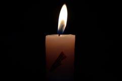 Beautiful candlelight Stock Photography