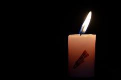 Beautiful candlelight Stock Photo
