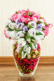 Beautiful candy bouquet Royalty Free Stock Image